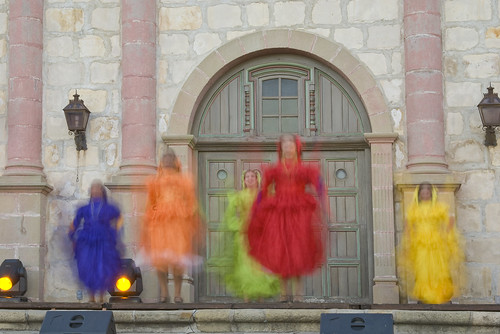 Ghosts In Colour by Damian Gadal
