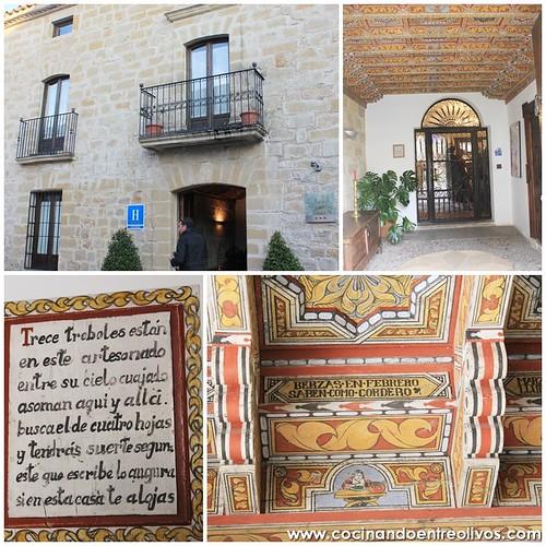 #Bloguerosenjaen. Hotel La Casona del Arco