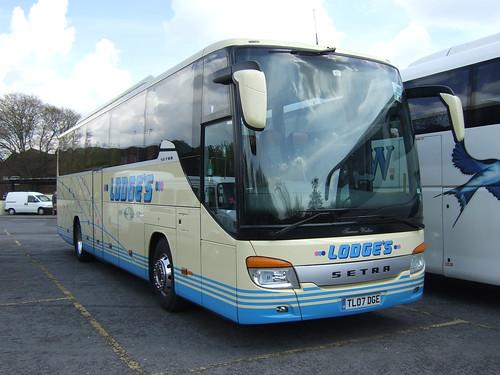 Lodge Coaches, TL07DGE in Salisbury, DSCF0170