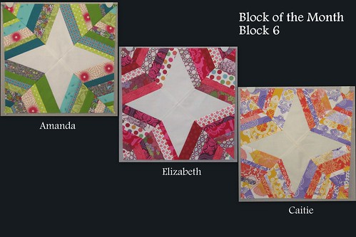 Block of the Month, Block 6