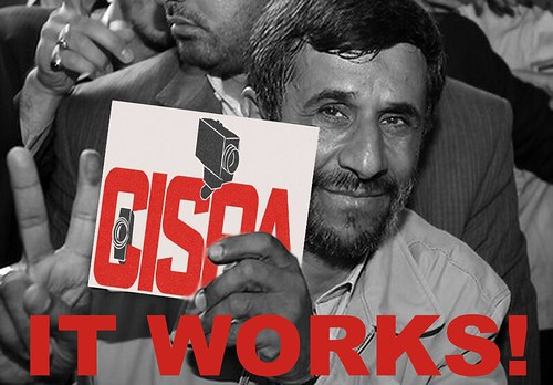 CISPA AD by Colonel Flick