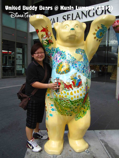 United Buddy Bears @ KL 07