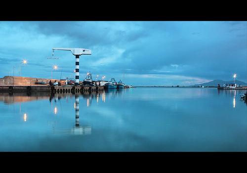 port delta catalunya pesca tarragona ebre catalogne terres ampolla lampolla seracat