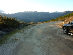 Parking à Bocca di Sadica