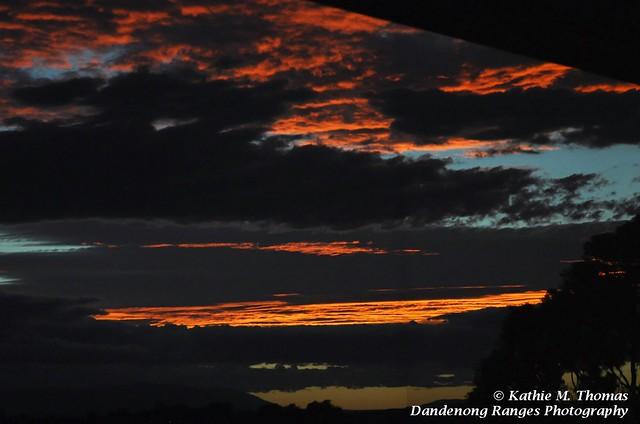 Sunrise in Doncaster