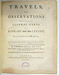 Travels, or Observations . . .