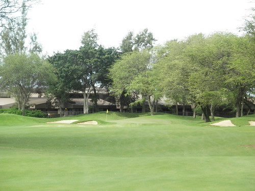 ewa beach Golf Club 134