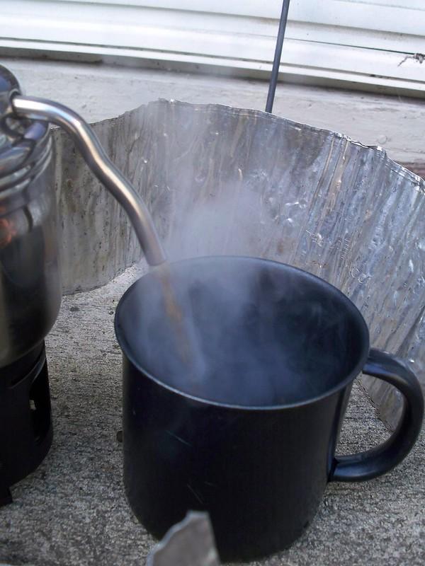 Esbit Coffee Maker Reviews : Urban Adventure League: Review, Revisited: Esbit Coffee Maker