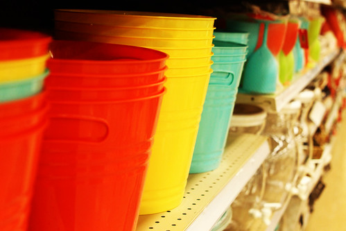 Buckets (255)