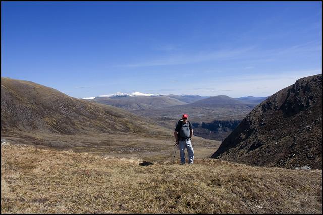 Gaining the Ridge