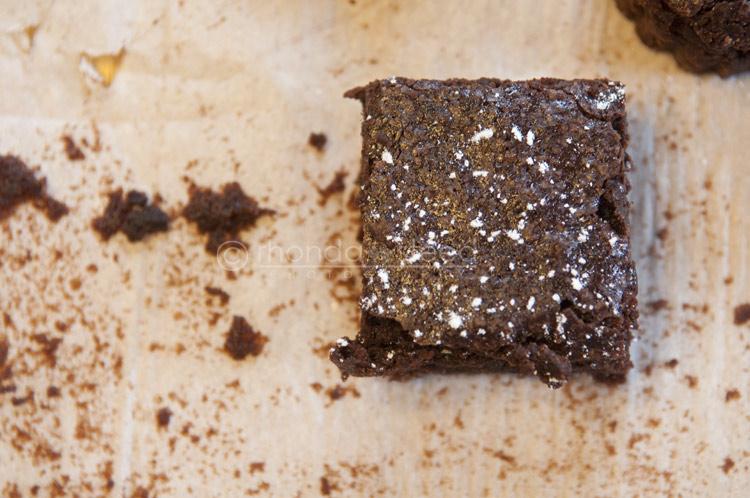 Disgustingly Rich Brownies