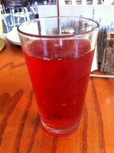Two River Pomegranite Cider