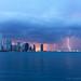 Electrical Storm, Chicago [iPhone 4] by josefrancisco.salgado