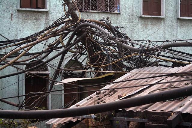 Photo Essay - Wire Art, Around Town