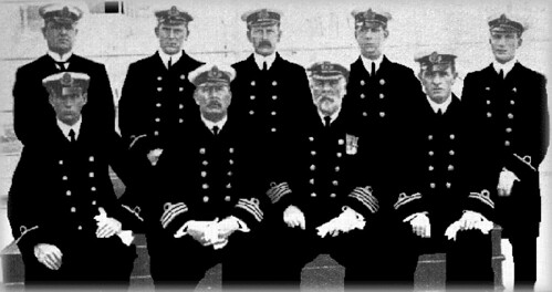 PhotoofTitanicOfficers