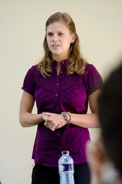 Guest Speaker Grace Jowi-Jobita