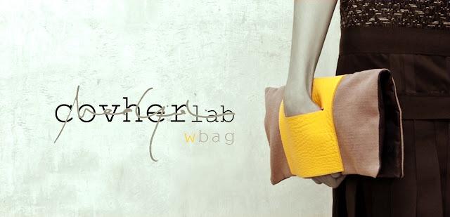 covherlab by marco grisolia wbag  - Copia