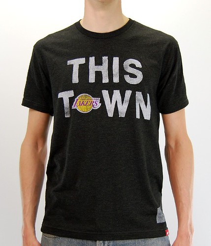 This Town Lakers T-Shirt