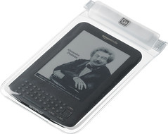 100% Waterproof Kindle pouch
