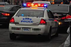 NYPD Chevrolet Impala RMP