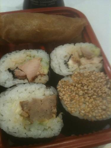 SushiAndSpringRoll