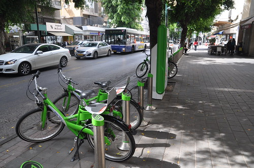 Bike Share Tel Aviv