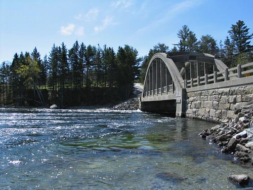 Blue Hill bridge