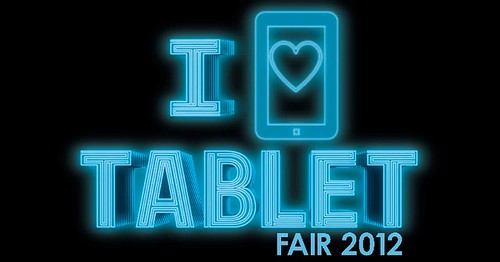 I LOVE TABLET FAIR 2012 @ GoMobile 2012, KLCC!