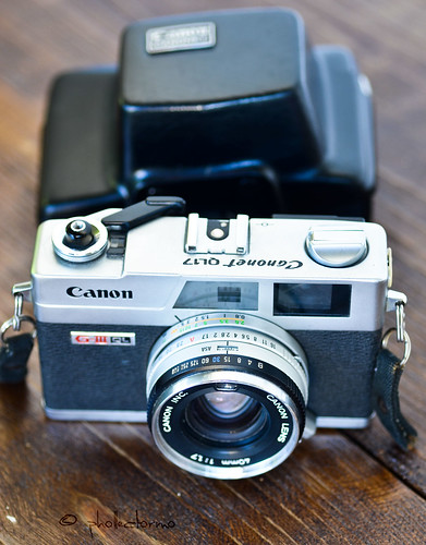 canonet ql 17 g3 by phollectormo