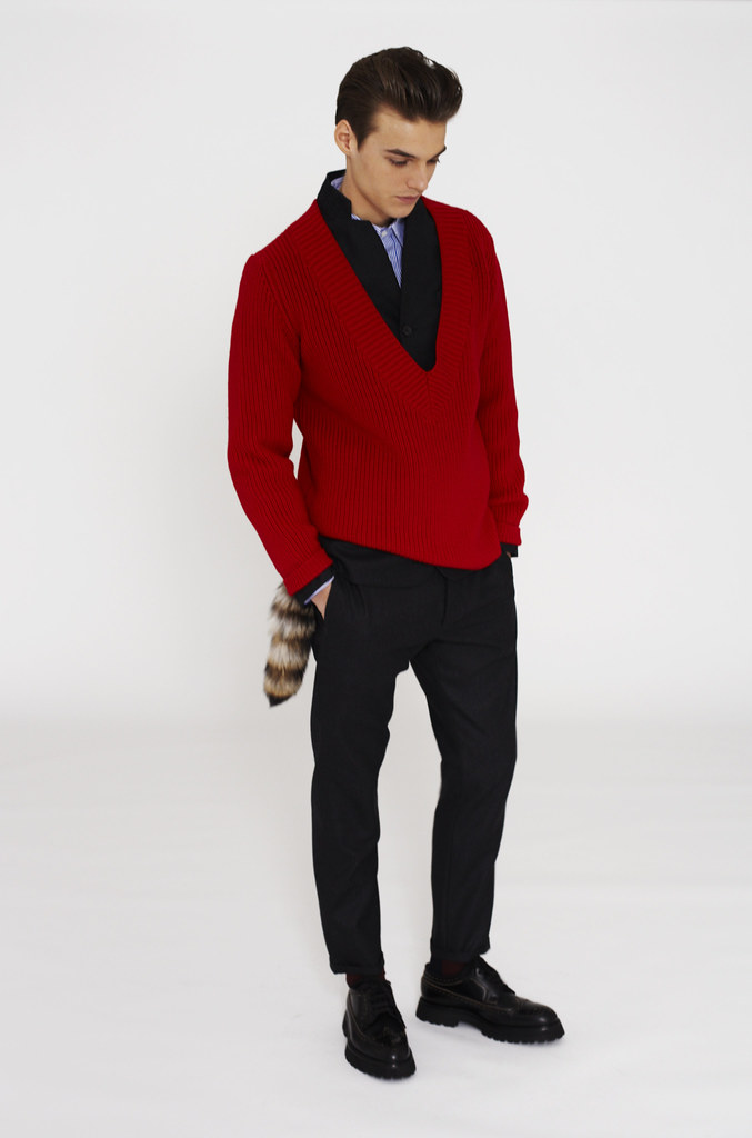Robbie Wadge0504_Marni F​W12 Lookbook(Fashionsito)