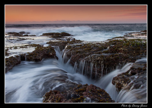 Sunrise - Newcastle Cowry Hole - 12-05-2012_0041-Framed