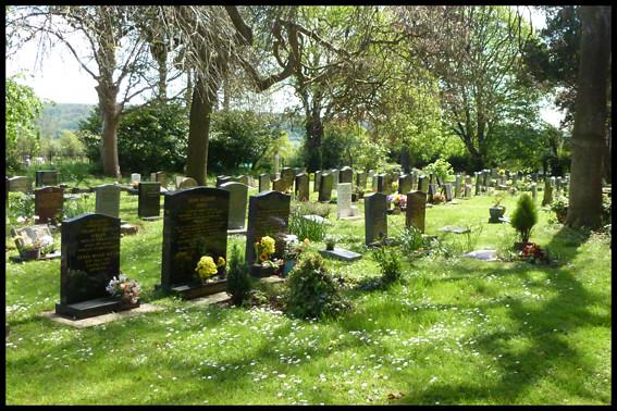 Portishead Cemetery