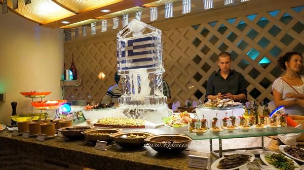 Eccucino, Prince Hotel, KL - Greek Mediterranean Cuisine