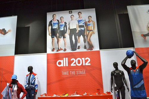 Uniformes adidas Londres 2012