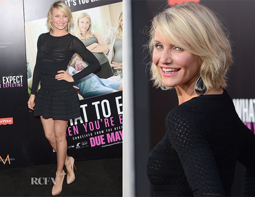 Cameron-Diaz-In-Valentino-–-'What-To-Expect-When-You're-Expecting'-LA-Premiere