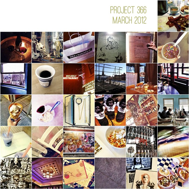 Project 366: March
