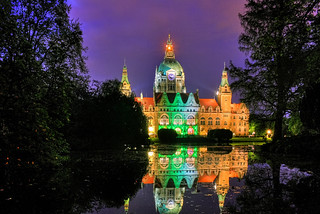 Hannover - Neues Rathaus 03