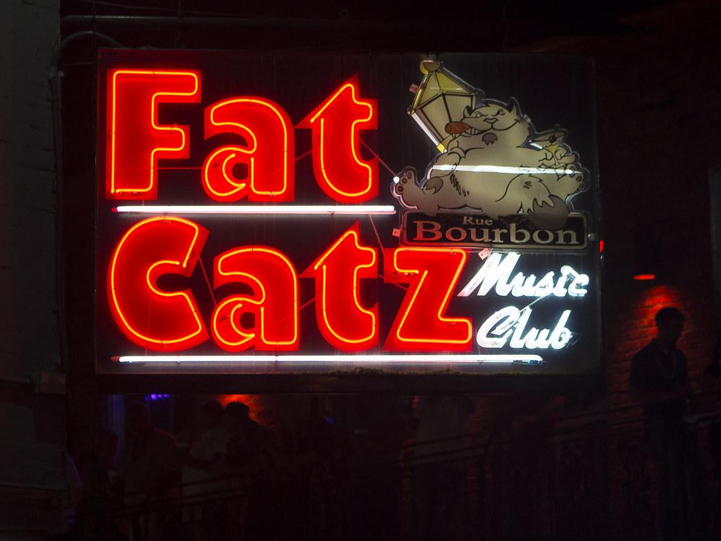 Fat Catz Music Club