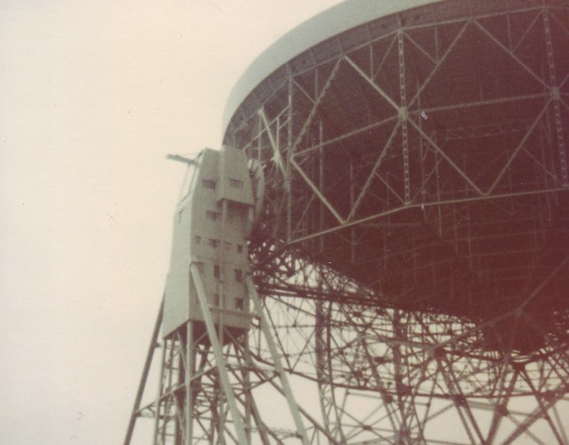 Lovell Telescope, Jodrell Bank
