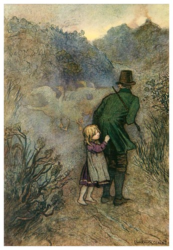 016-El camino embrujado-Irish ways-1909-ilustraciones de Warwick Goble