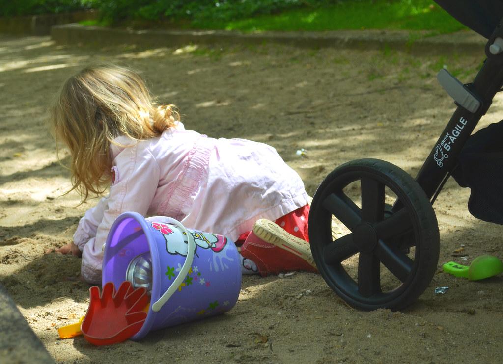 """Kinder ahnen noch nichts vom Stress der """"Großen"""""""