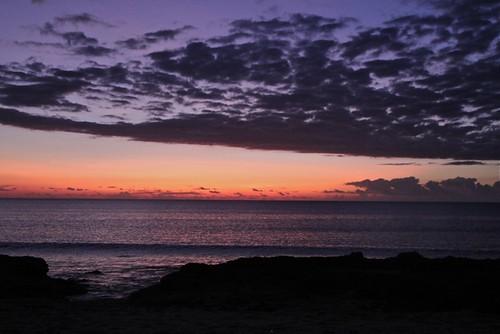 sunset sea beach indonesia island coast laut batu pulau timur pantai nusa ntt rote matahari tenggara terbenam termanu