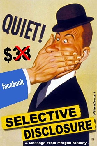 SELECTIVE DISCLOSURE by Colonel Flick