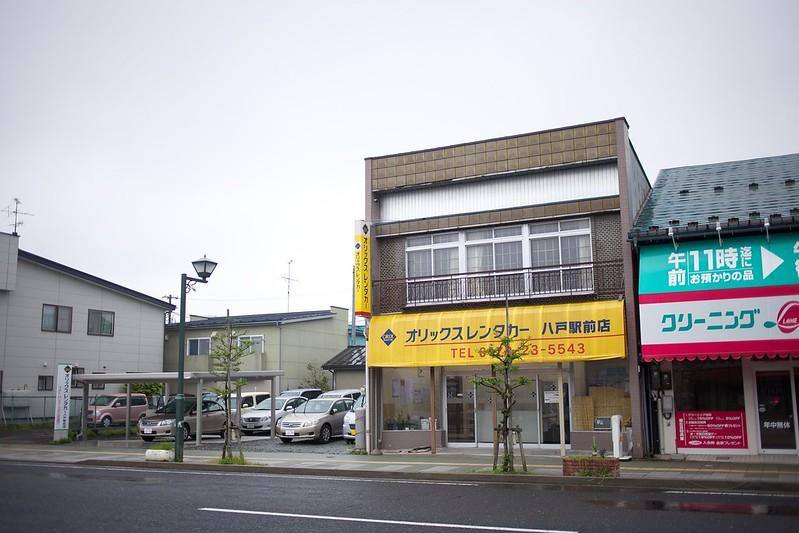 青森2012 レンタカー