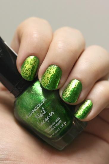 Gold on Green (Bundle Monster)