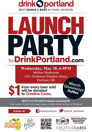 Drink Portland Launch Party