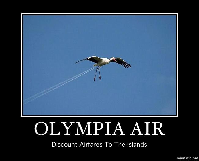 OLYMPIA AIR