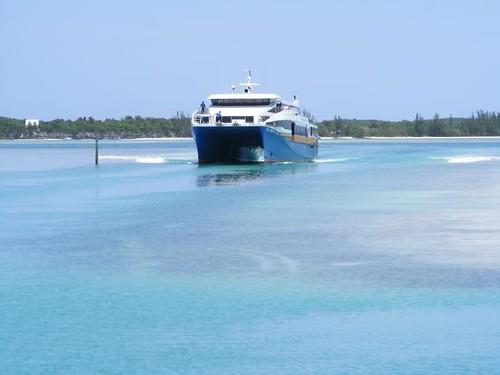 Big island ferry