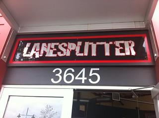 Lanesplitter Emeryville