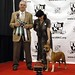 May 26 2012 Akasha won Best in Breed and Group #3 at the UBKC  Show